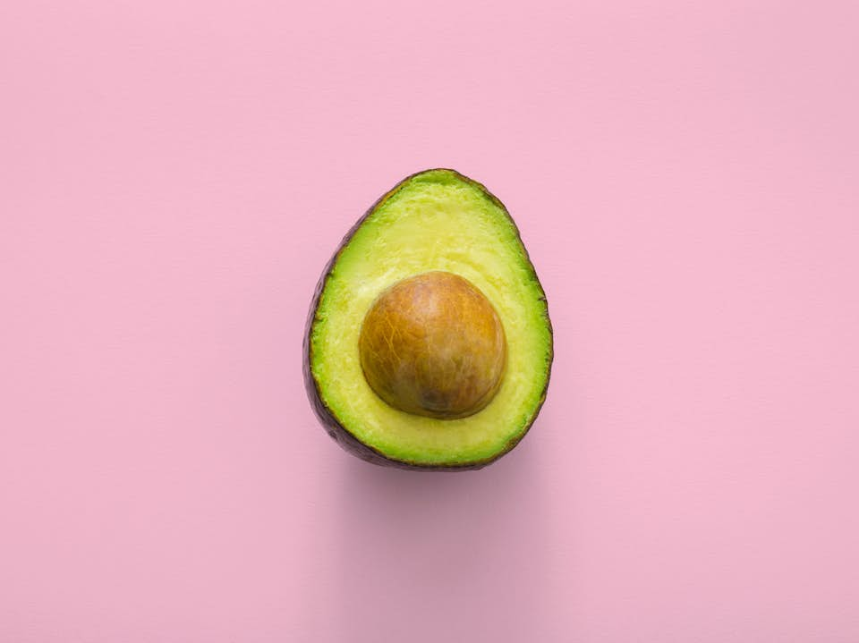sliced avocado a good source of antioxidants